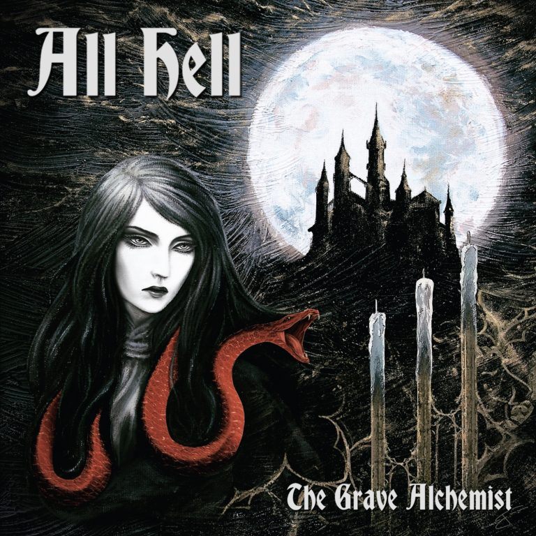 All Hell – The Grave Alchemist Review