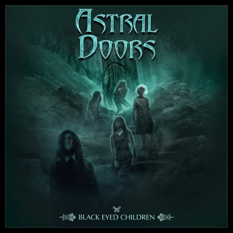 Astral Doors – Black Eyed Children Review