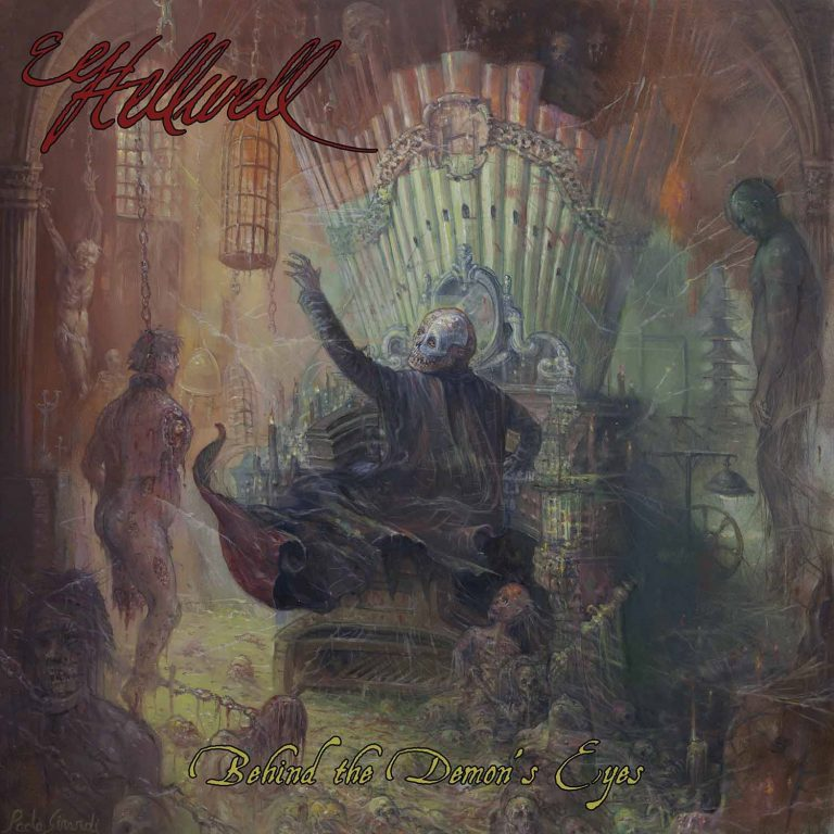 Hellwell – Behind the Demon's Eyes Review