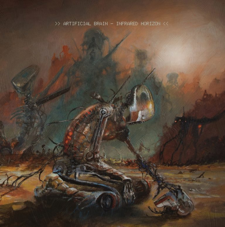 Artificial Brain – Infrared Horizon Review