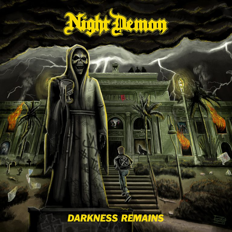 Night Demon – Darkness Remains Review