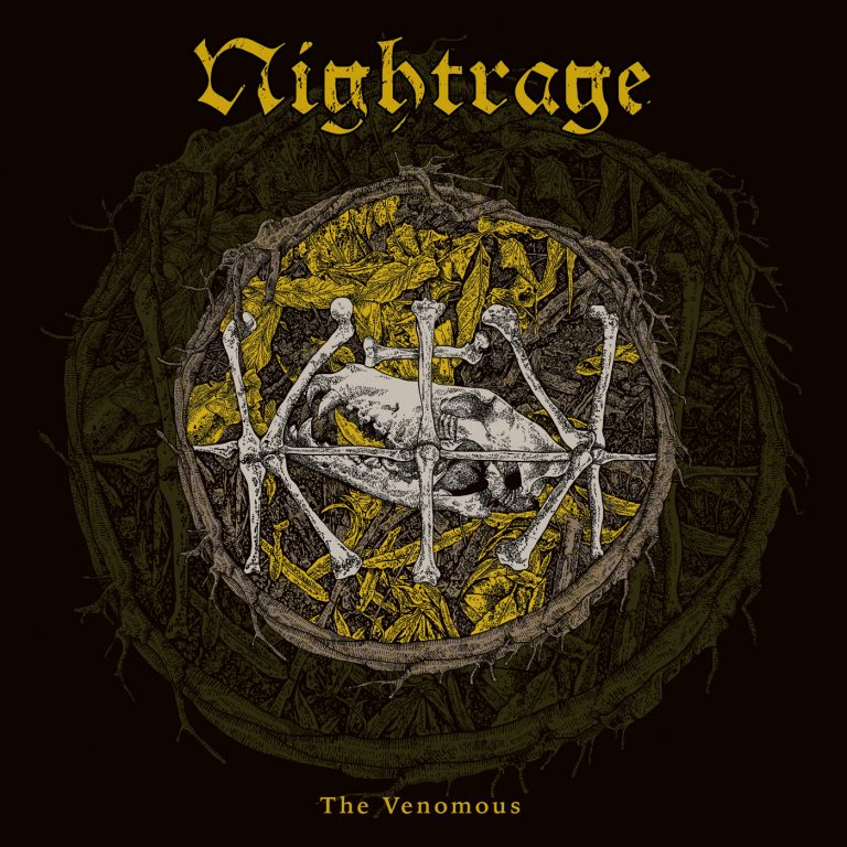Nightrage – The Venomous Review