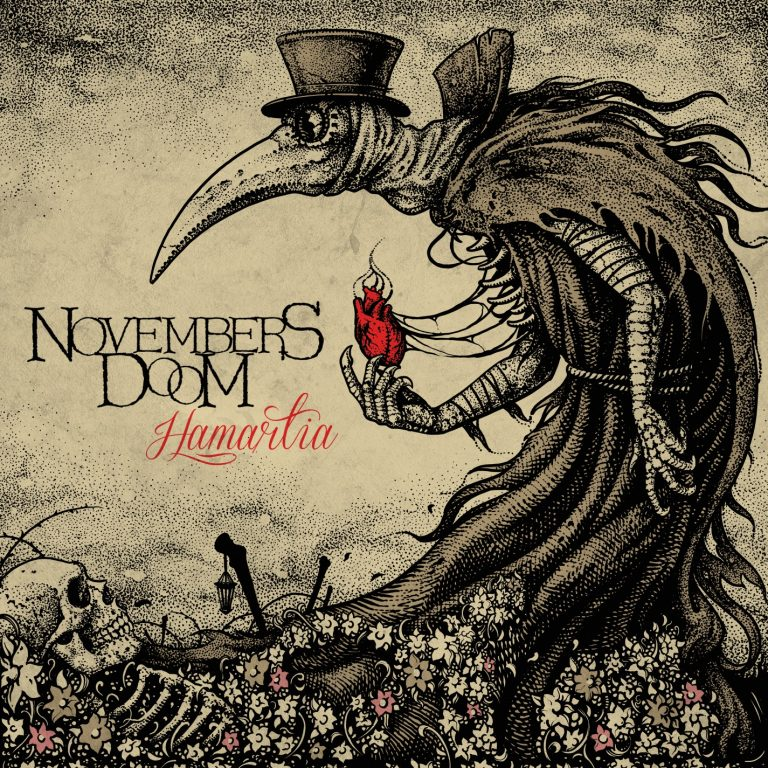 Novembers Doom – Hamartia Review