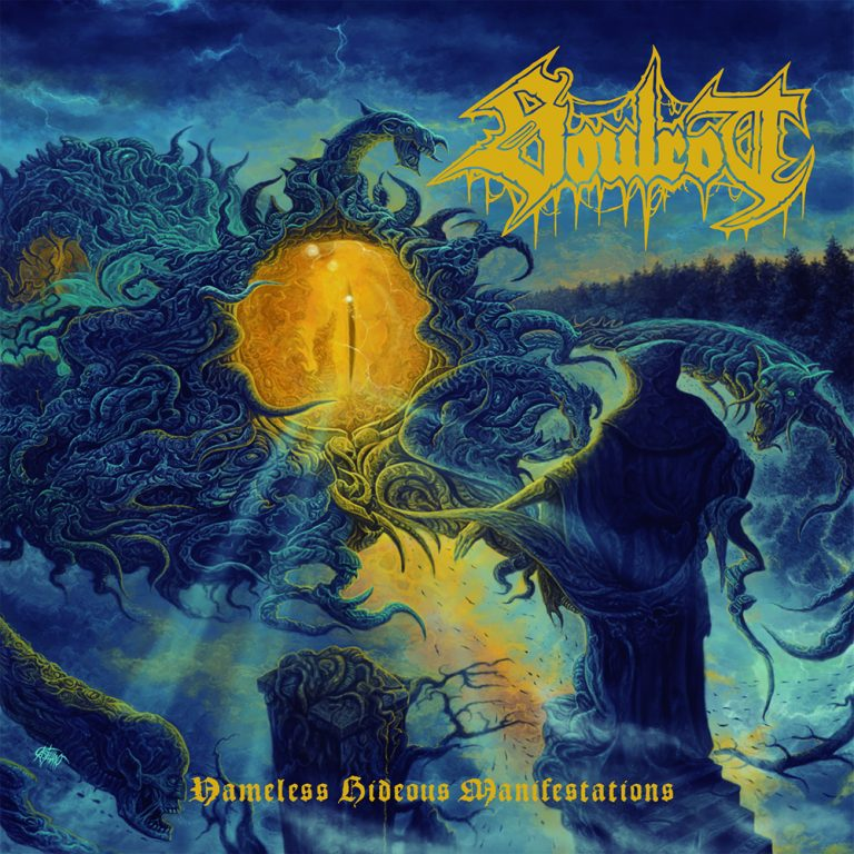 Soulrot – Nameless Hideous Manifestations Review
