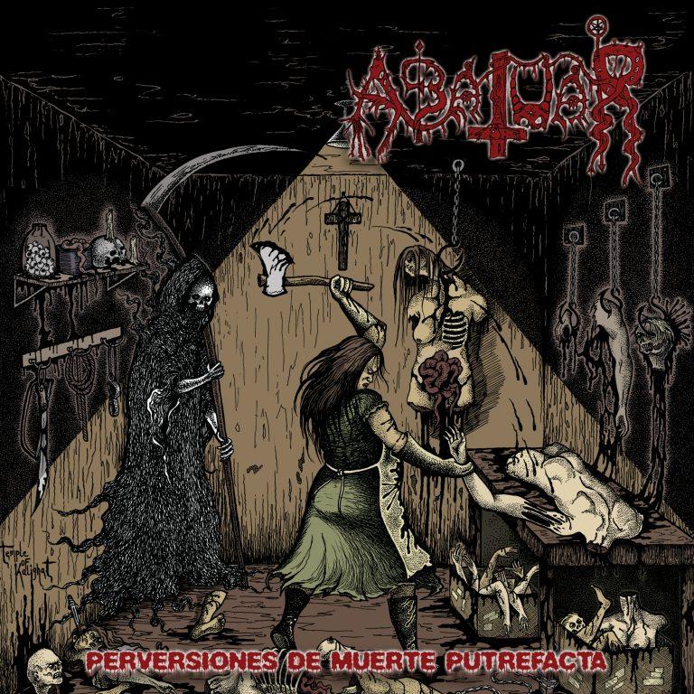 Abatuar – Perversiones De Muerte Putrefacta Review
