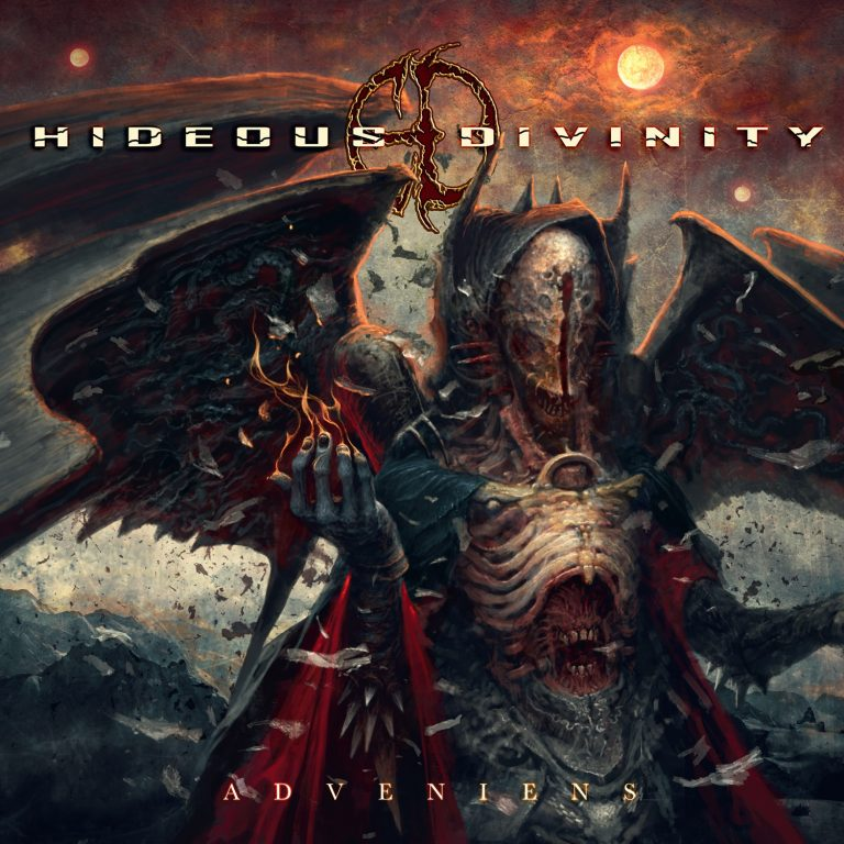 Hideous Divinity – Adveniens Review