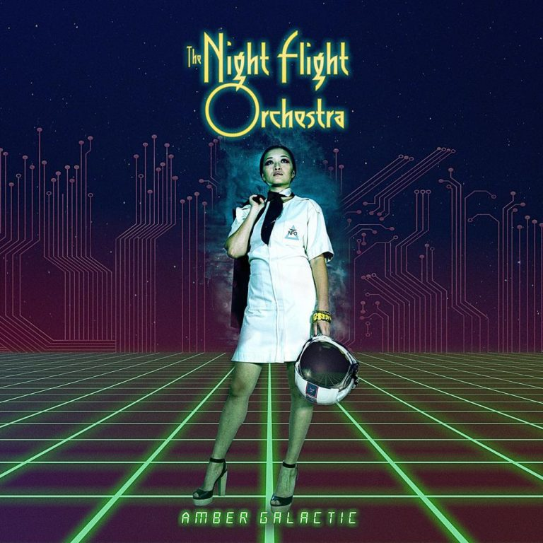 Night Flight Orchestra – Amber Galactic Review