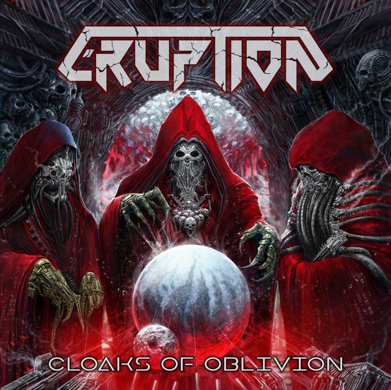 Eruption – Cloaks of Oblivion Review
