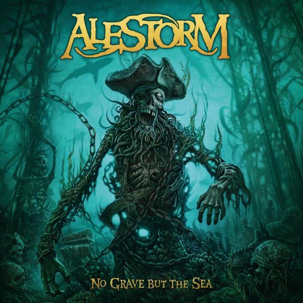 Alestorm – No Grave but the Sea Review