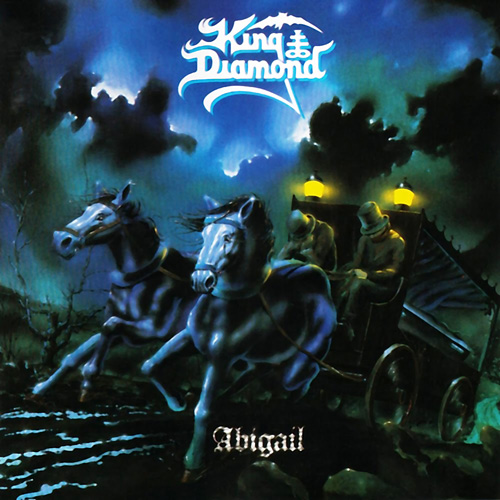 Yer Metal Is Olde: King Diamond – Abigail
