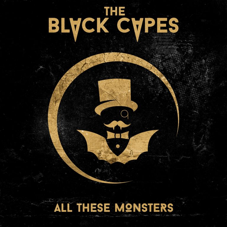 The Black Capes – All These Monsters Review