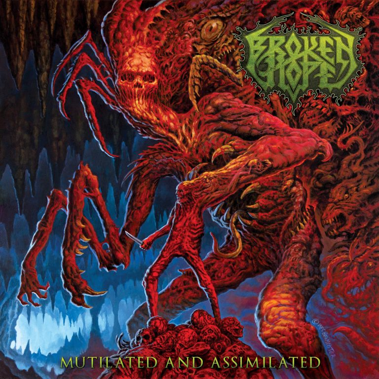Broken Hope – Mutilated and Assimilated Review