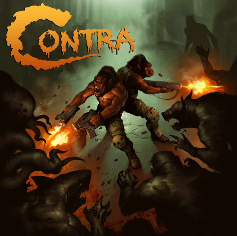 Contra – Deny Everything Review