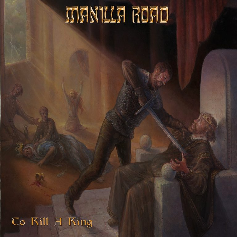 Manilla Road – To Kill a King Review
