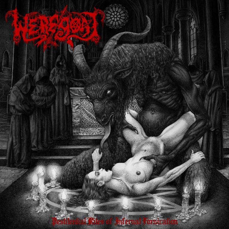 Weregoat – Pestilential Rites of Infernal Fornication Review