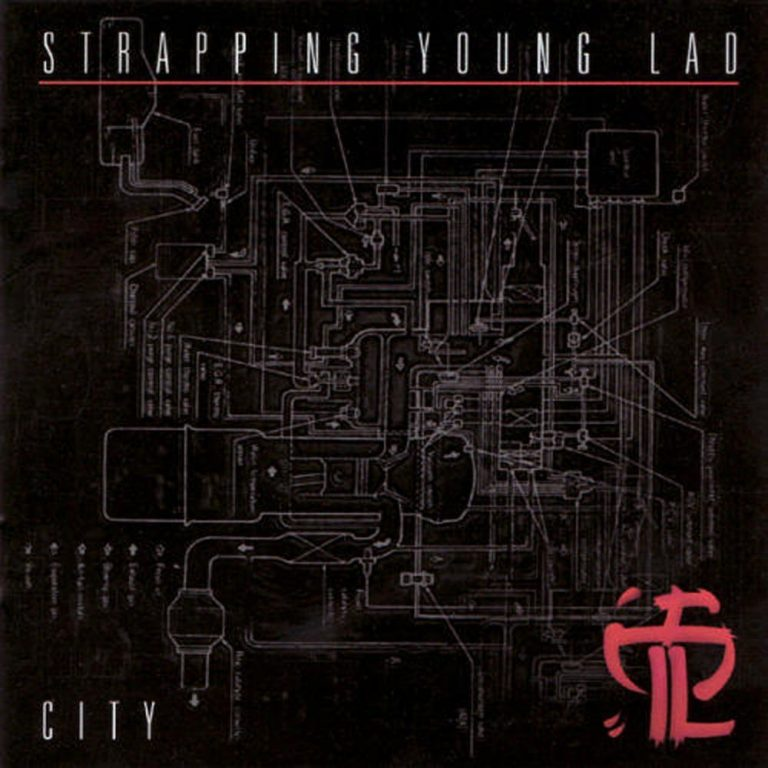 Yer Metal Is Olde: Strapping Young Lad – City