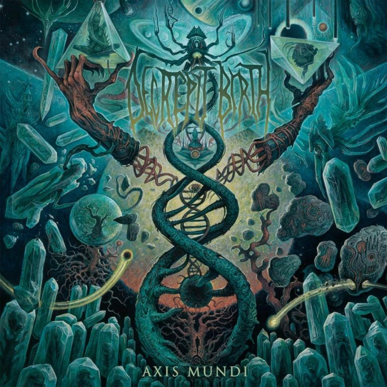 Decrepit Birth – Axis Mundi Review