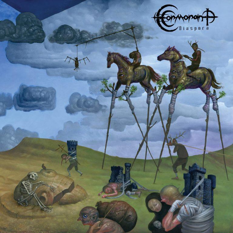 Cormorant – Diaspora Review