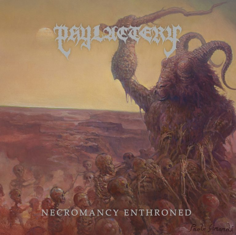 Phylactery – Necromancy Enthroned Review