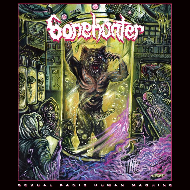 Bonehunter – Sexual Panic Human Machine Review