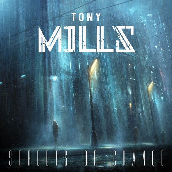 Tony Mills – Streets of Chance Review