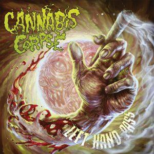 Cannabis Corpse - Left Hand Pass 01