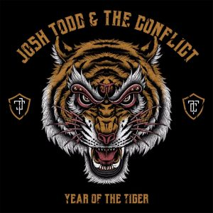 Josh Todd and the Conflict - Year of the Tiger 01
