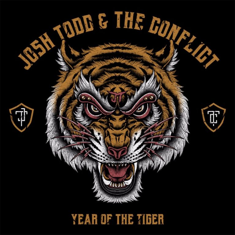 Josh Todd and the Conflict – Year of the Tiger Review