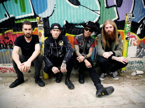 Josh Todd and the Conflict - Year of the Tiger 02