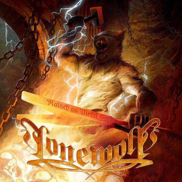 Lonewolf – Raised on Metal Review