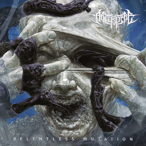 Archspire - Relentless Mutation Cover