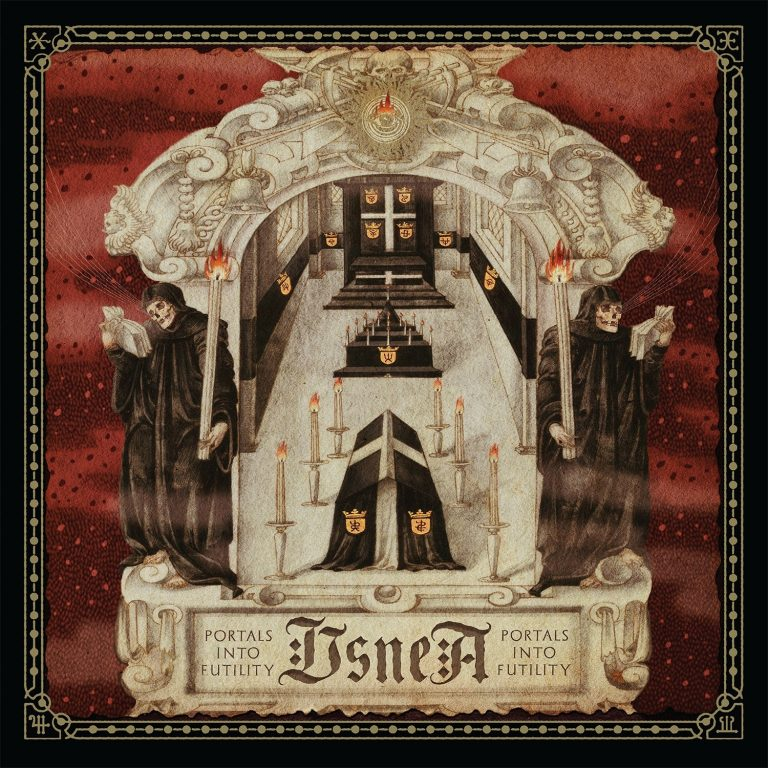 Usnea – Portals into Futility Review