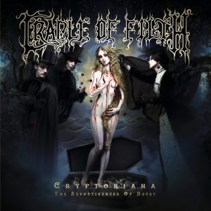 Cradle of Filth - Cryptoriana - The Seductiveness of Decay 01