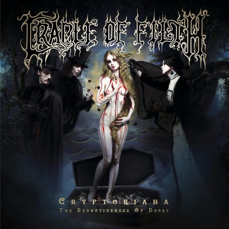Cradle of Filth – Cryptoriana – The Seductiveness of Decay Review