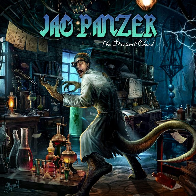 Jag Panzer – The Deviant Chord Review