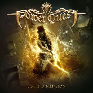 Power Quest - Sixth Dimension 01