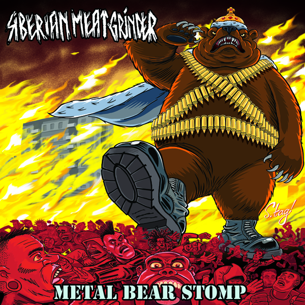 Siberian Meat Grinder – Metal Bear Stomp Review