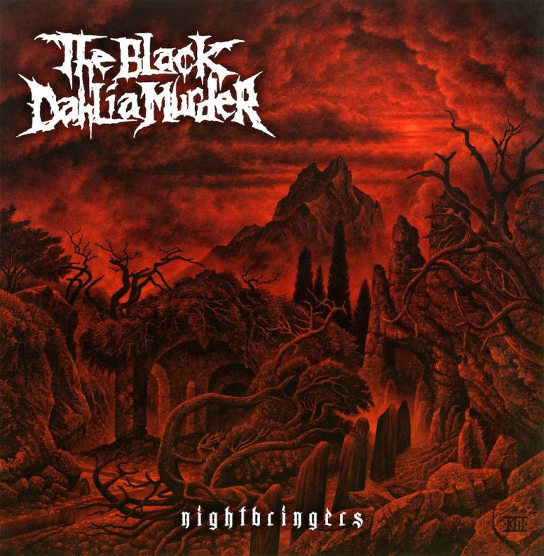 The Black Dahlia Murder – Nightbringers Review