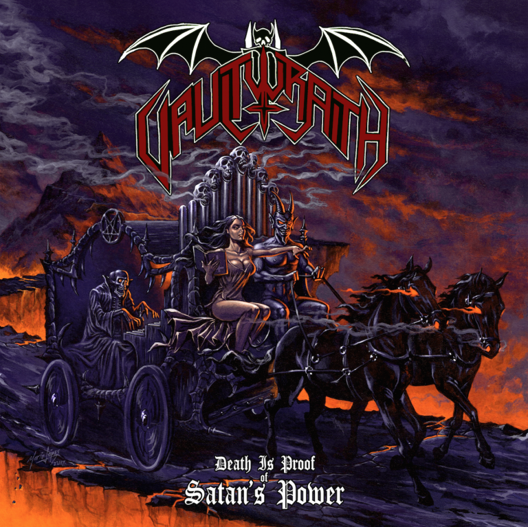 Vaultwraith – Death Is Proof of Satan's Power Review