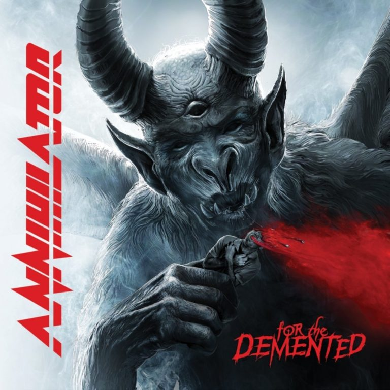 Annihilator – For the Demented Review