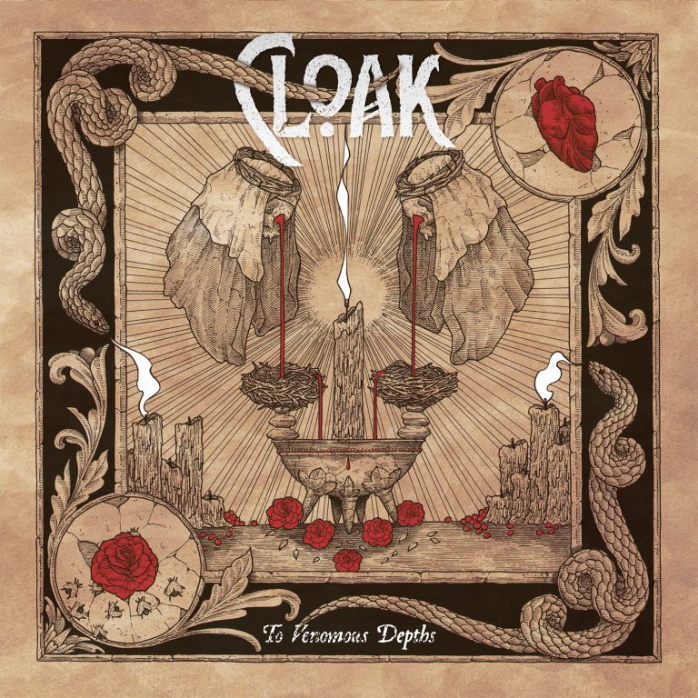 Cloak – To Venomous Depths Review