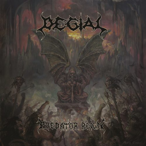 Degial - Predator Reign 01
