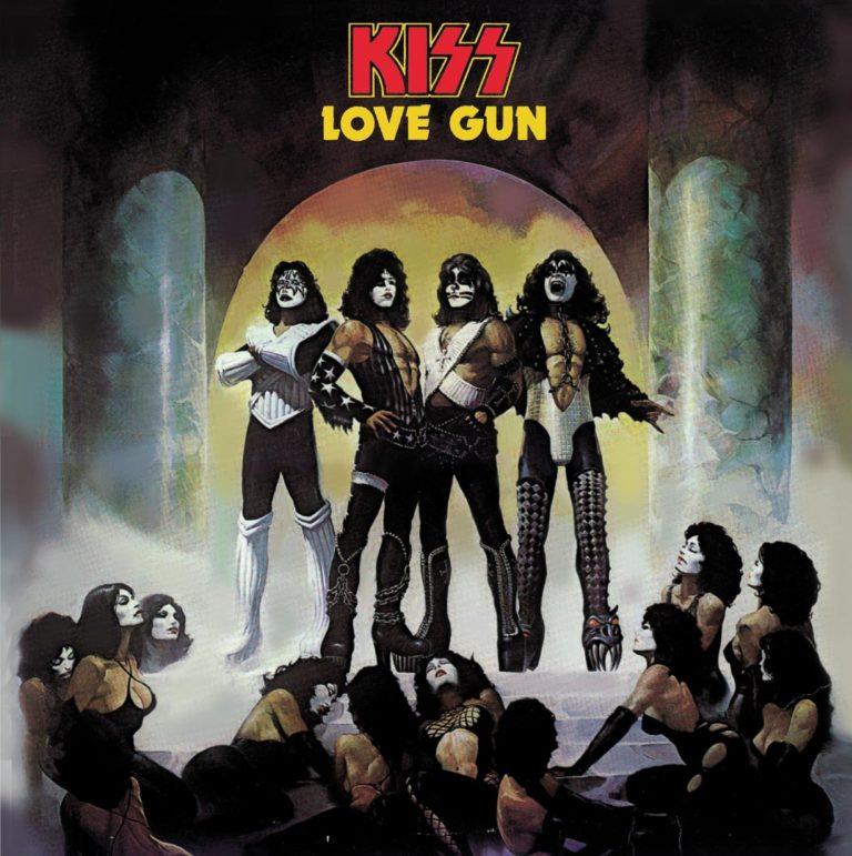 Yer Metal Is Olde: Kiss – Love Gun