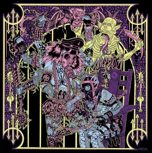 Pink Mass – Necrosexual 01