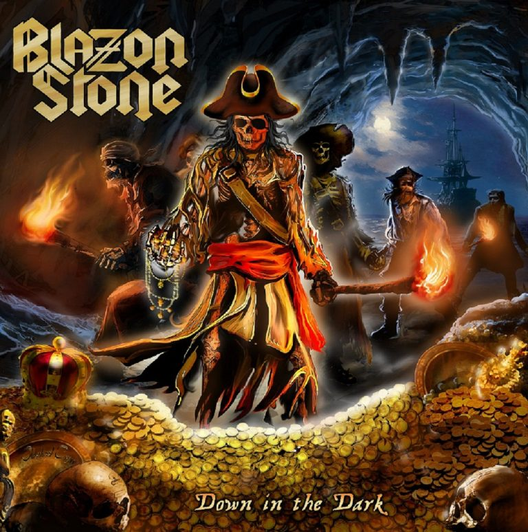 Blazon Stone – Down in the Dark [Things You Might Have Missed 2017]