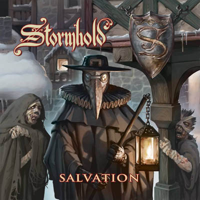 Stormhold - Salvation 01