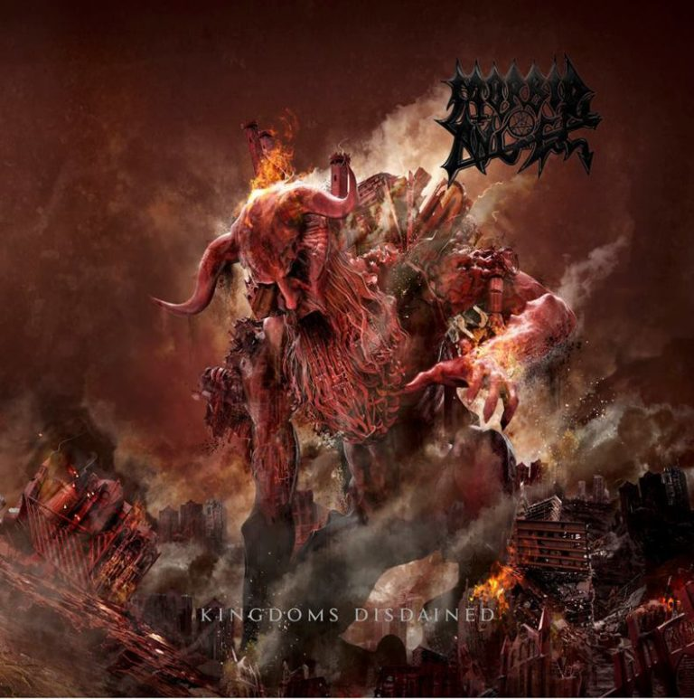 Morbid Angel – Kingdoms Disdained Review