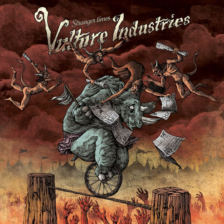 Vulture Industries – Stranger Times [Things You Might Have Missed 2017]