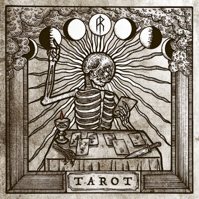 Æther Realm – Tarot [Things You Might Have Missed 2017]