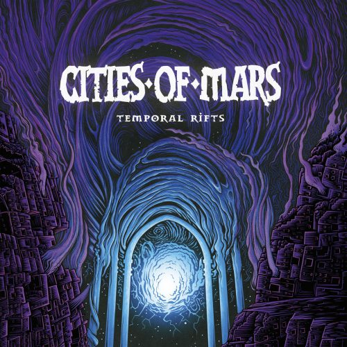 Cities of Mars - Temporal Rifts 01